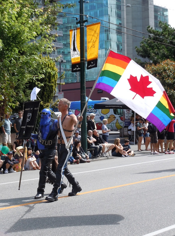33rd Vancouver Pride Parade