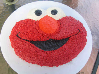 elmo wilton cake pan birthday