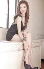 Aica Sy is one of the pretty Pinay models in the Philippines
