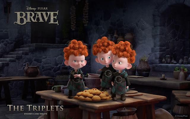 The Triplets - Brave