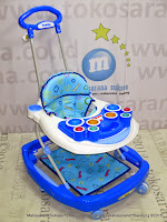Baby Walker Family FB781A Drum Melody