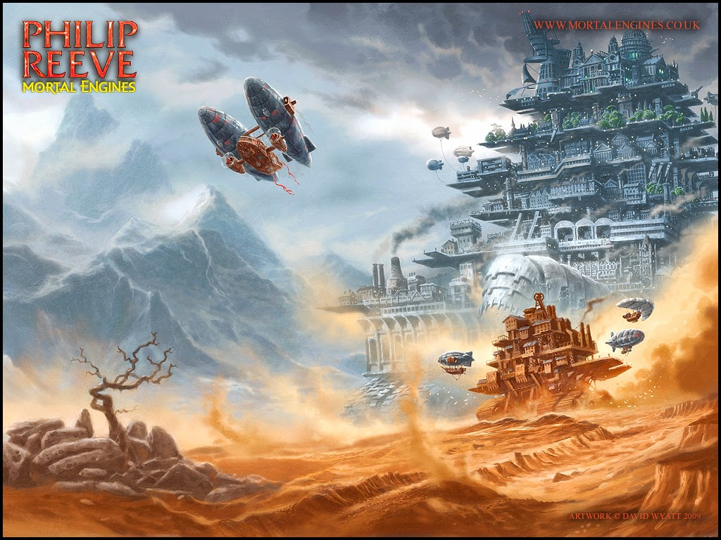 Mortal Engines - Phillip Reeve