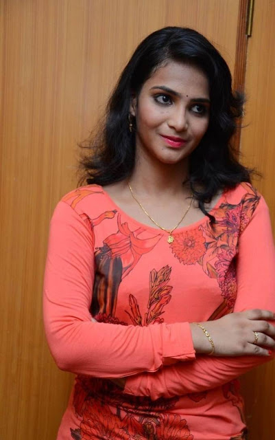 Susmitha Stills At Rajugarintlo 7 Va Roju Press Meet