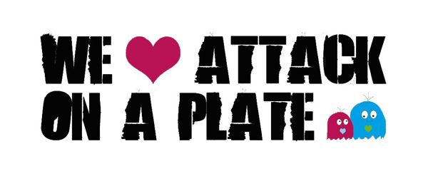 We ♥ Attack on a Plate