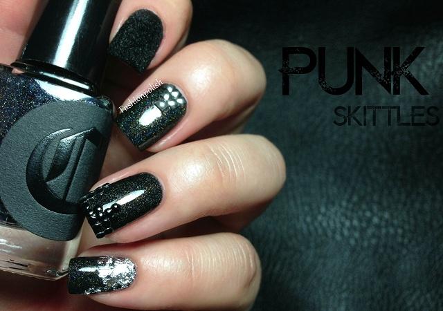 Fashion Polish Punk Nail Art Skittles Feat Born Pretty Store