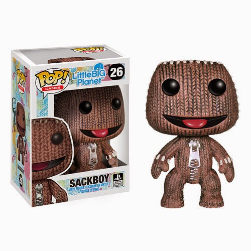 Funko Pop! Sackboy