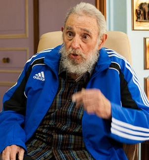 Foto de Fidel Castro