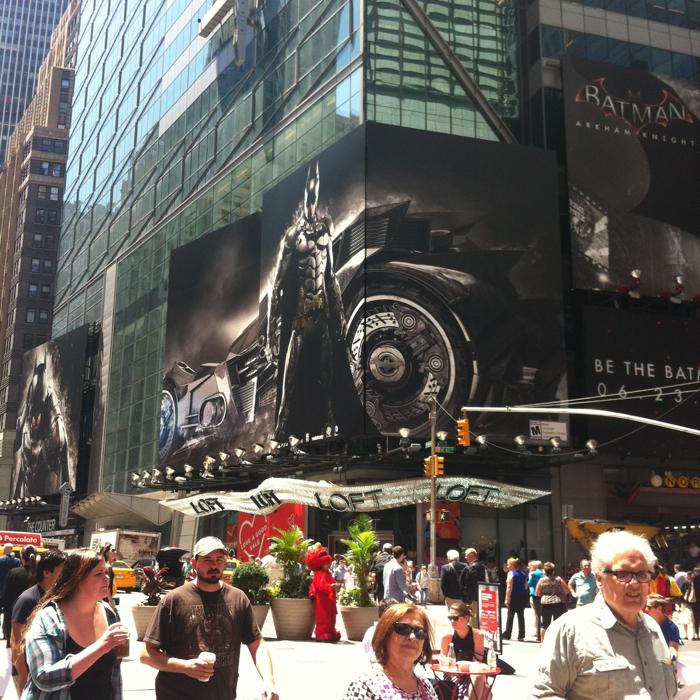 Times Square / Таймс-сквер