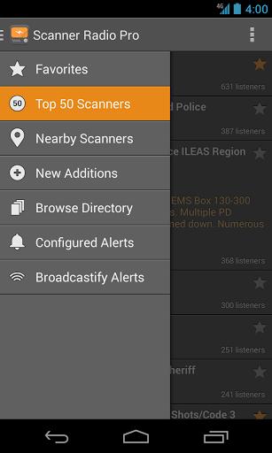 Scanner Radio Pro APK 4.0.2