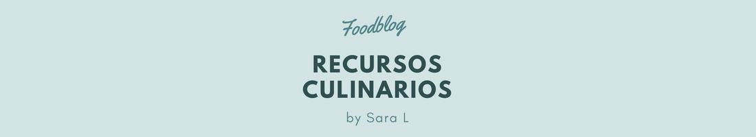 Recursos Culinarios