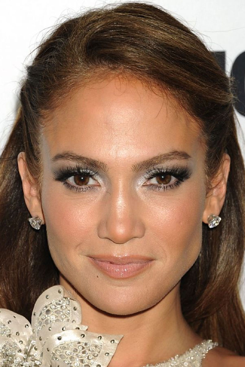 j lo2 Top 5 Makeup: Jennifer Lopez