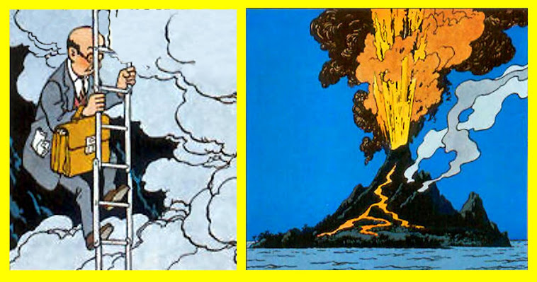 bloke and volcano