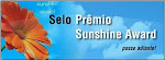 Selo prêmio Sunshine Aword