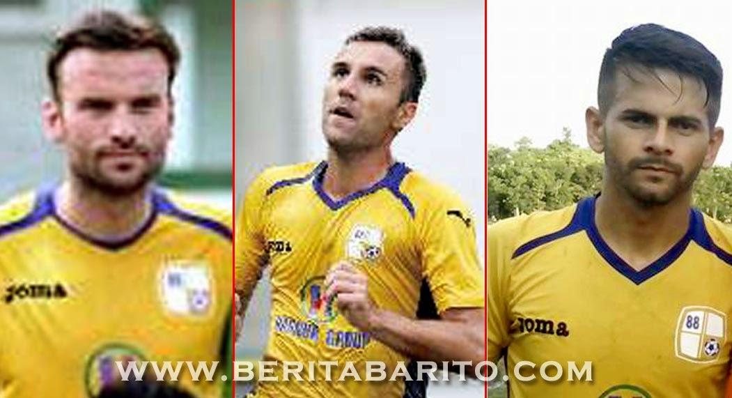 Tiga pemain Asing Barito Lolos Tes Medis