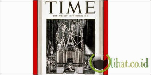 TIME (2 Januari 1939)