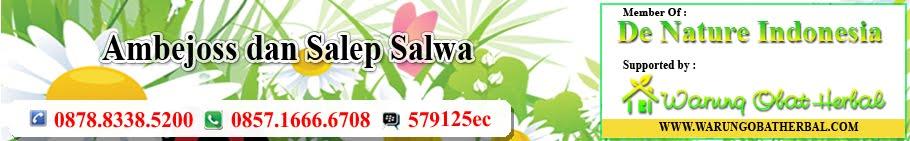 Ambejoss serta Salep Salwa