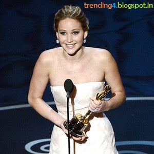 Jennifer Lawrence Oscars Winters Latest News Photos Pics Videos 2013 Speech Hollywood Ideas