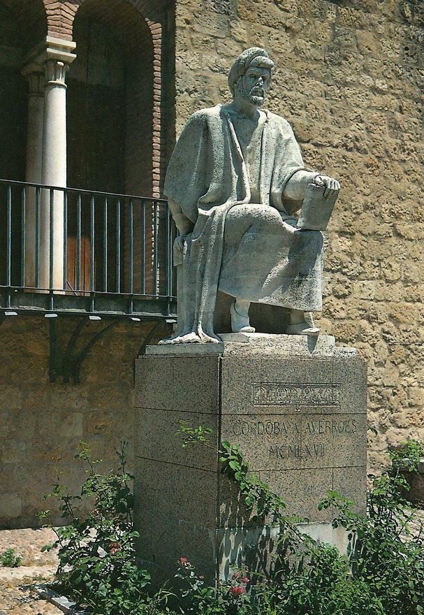 Monumento a Averroes, Córdoba