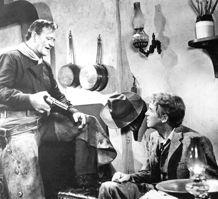 CLASSIC MOVIES: THE MAN WHO SHOT LIBERTY VALANCE (1962