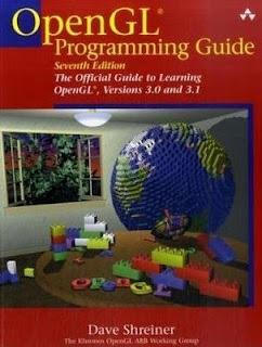 Game Programming, OpenGL Programming Guide, Dave Shreiner