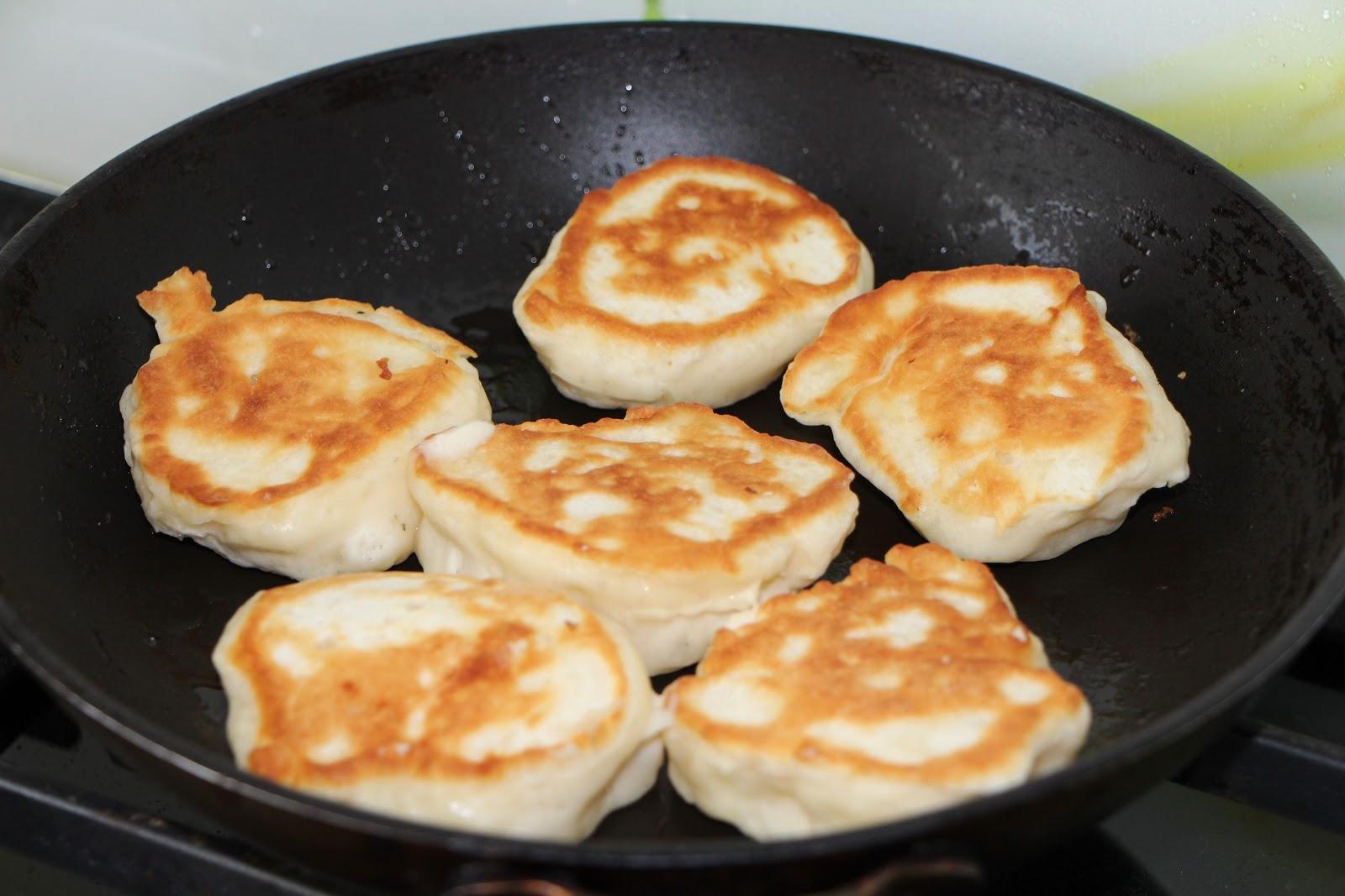 Кефирные оладьи рецепт пошагово
