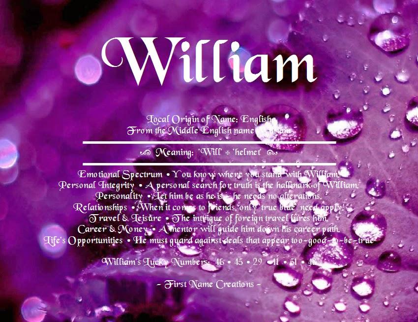 william mean