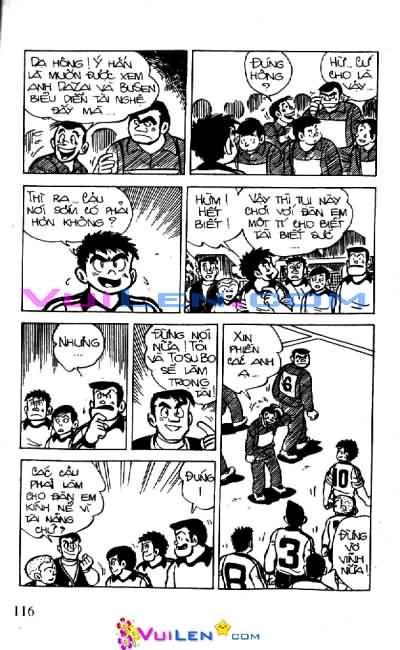 Jindodinho - Đường Dẫn Đến Khung Thành III  Tập 10 page 116 Congtruyen24h