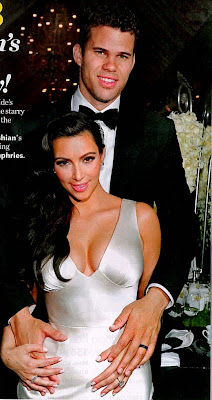 14 Fotos oficiais do casamento de Kim Kardashian...!