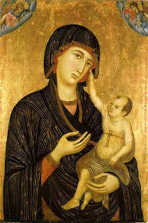Duccio di Buoninsegna, Madonna and Child