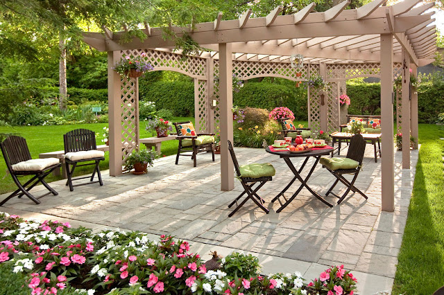 Backyard Garden Designs Pictures