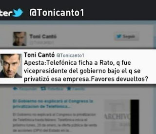 Telefónica Rodrígo Rato Bankia