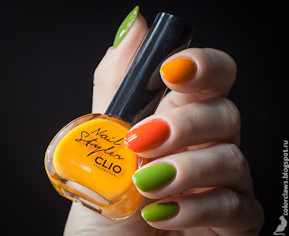 Clio Nail Styler #S112