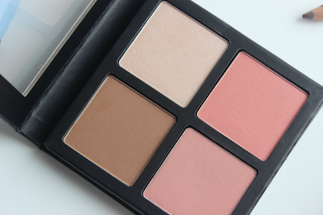 Collection #BlushandGo Palette Review