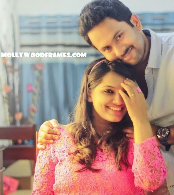 Aju Varghese and Augustina blessed with twin babies