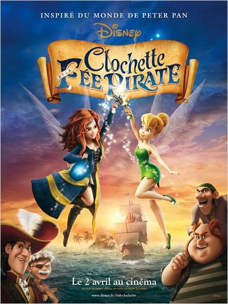 Regarder Clochette et la fée pirate en streaming - Film Streaming