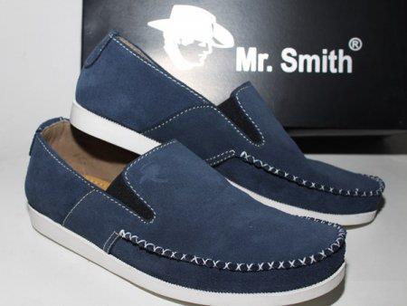 Sepatu Mr.Smith SMITH2012 BIRU