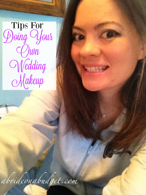 Tips For Doing Your Own Wedding Makeup