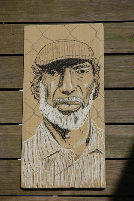 Jay LaCouture: Gil Scott-Heron artwork