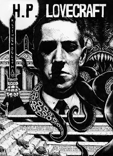 H.P. Lovecraft, howard, phillips, chthulhu, contos, terror, cósmico, autor