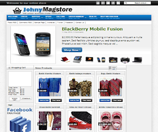 Johny+Magstore+Blogger+Template