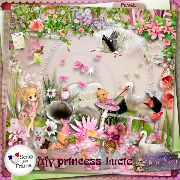 My princess Lucie by Tinker Scrap dans Mai TS_MyPrincessLucie_PV