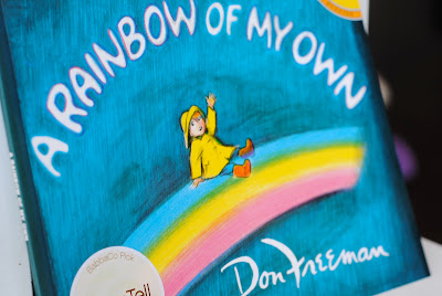 book about rainbows