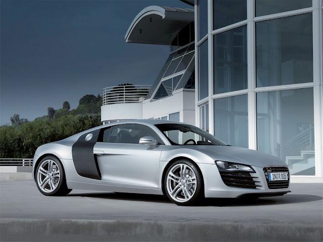 Audi R8 new photo