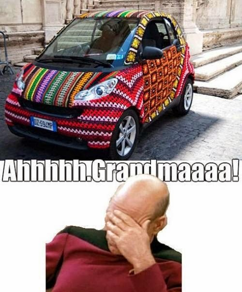 crochet a car