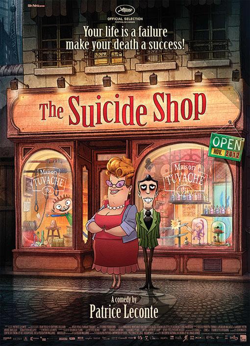 Cửa Hàng Tự Sát - The Suicide Shop