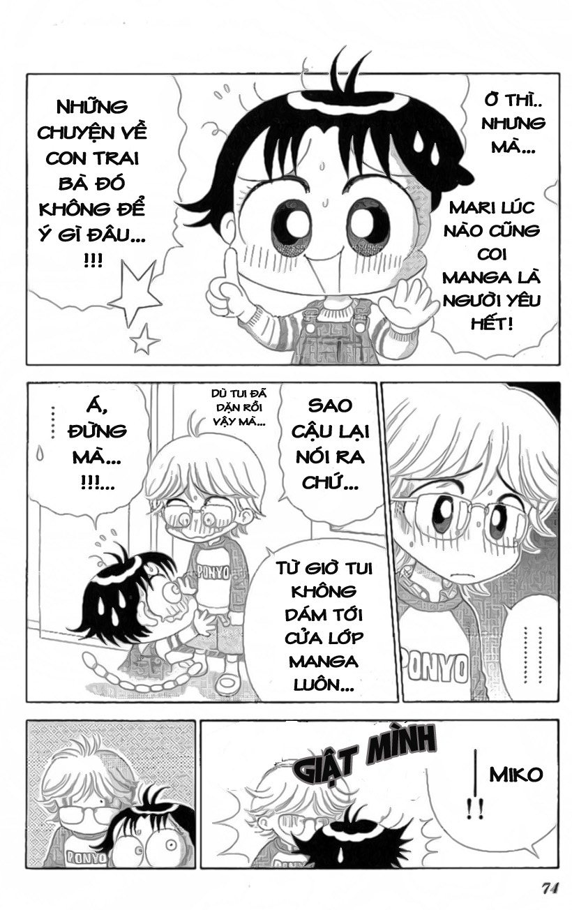 Kocchi Muite! Miiko chap 4 - Trang 17