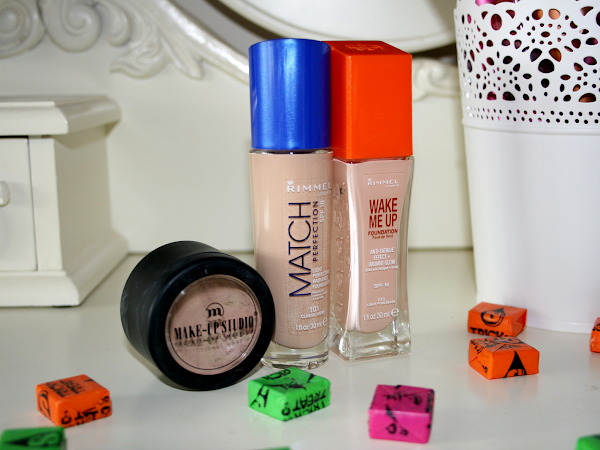 My Favourite Foundations ♥