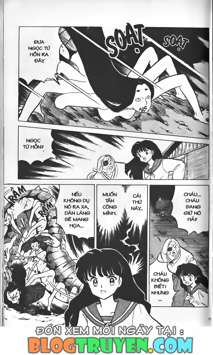 Inuyasha-Khuyển Dạ Xoa-Bản Đẹp chap 1 Trang 29