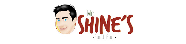 Mr. Shine's Food Blog