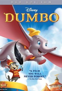 DVD Cover Dumbo 1941 disneyjuniorblog.blogspot.com